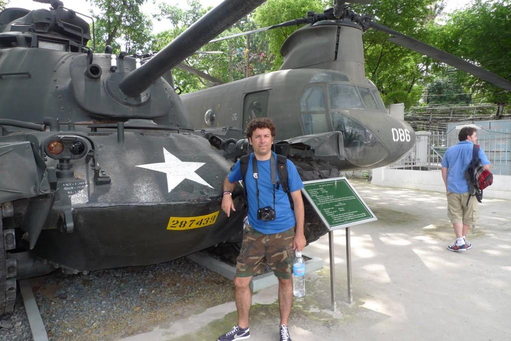 Museo Militar de Ho Chi Minh, Saigon