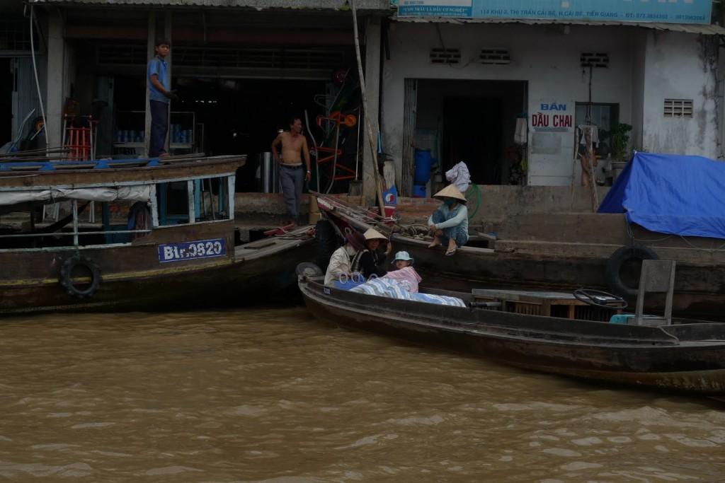 Río Mekong, Vietnam