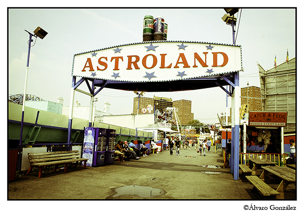 Astroland, Coney Island, New York