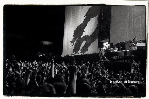 u2 en madrid 1987, Joshua Tree Tour