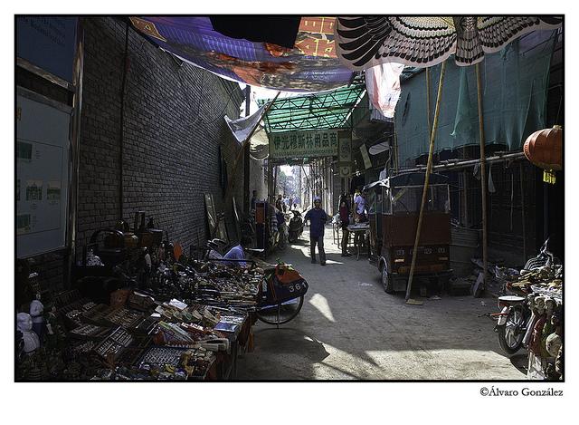 Barrio musulman de Xian