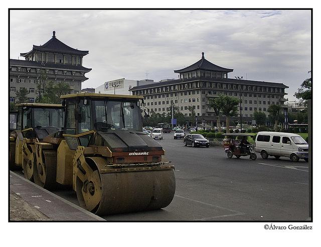 Ciudad china de Xian