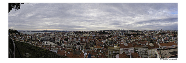 Lisboa, Sur do Monte