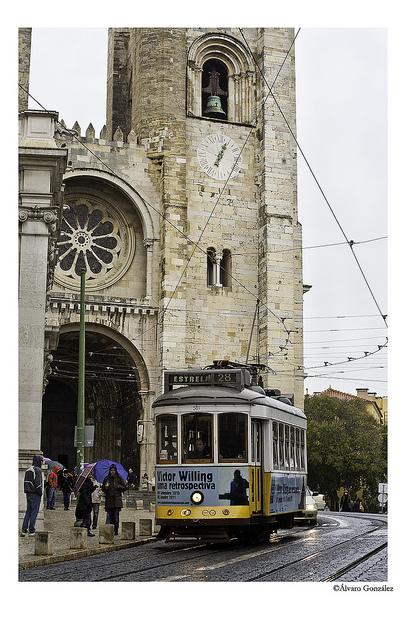 Tranvía, Lisboa