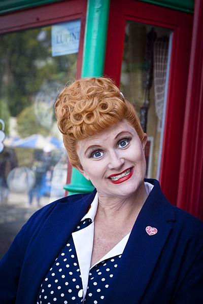 Actores animan el Universal Studios