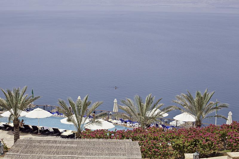 Complejo hotelero en el Mar Muerto, Jordania
