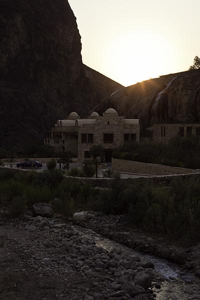Hammamat Ma'in, Jordania