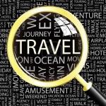 9129608-viajes-lupa-sobre-fondo-con-t-rminos-de-asociaci-n-diferente-ilustraci-n-vectorial