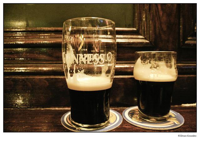 cerveza negra, cerveza guiness, temple bar