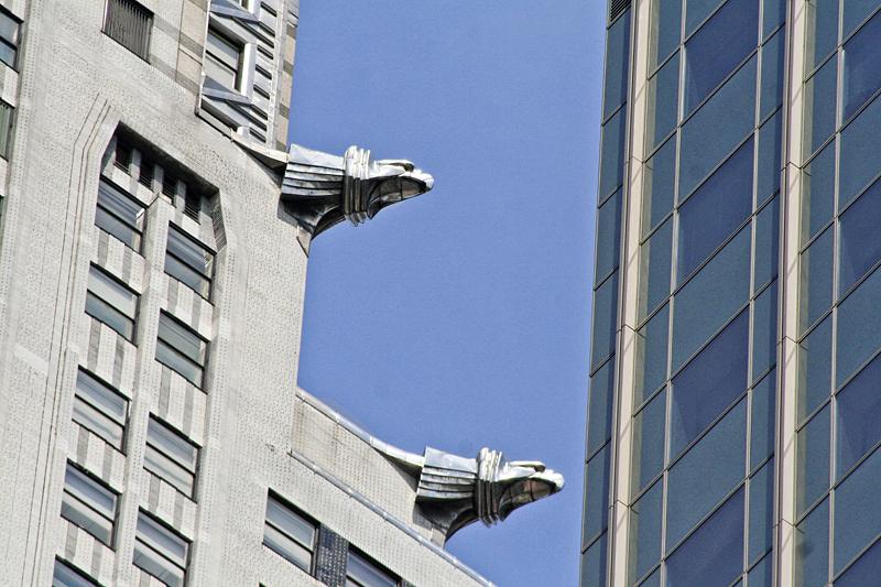 Gárgolas del Chrysler Building