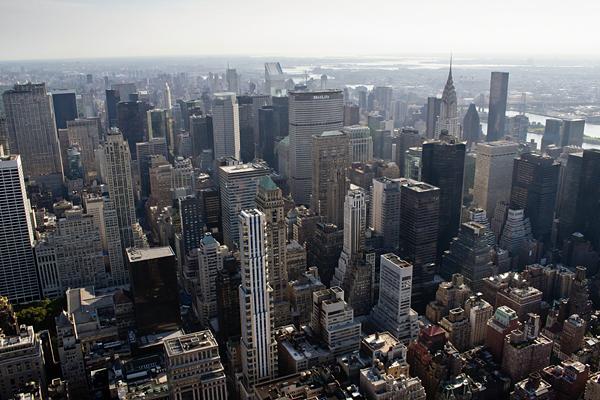 La ciudad de los Rascacielos, Nueva York