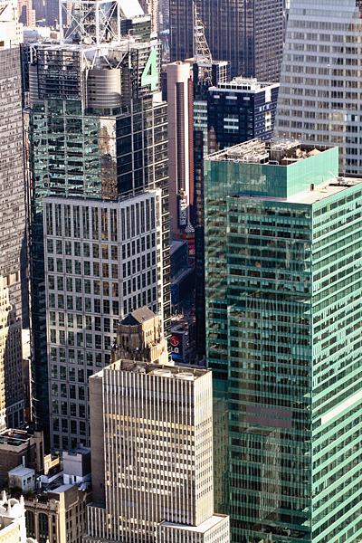 rascacielos en Nueva York, Channel Four