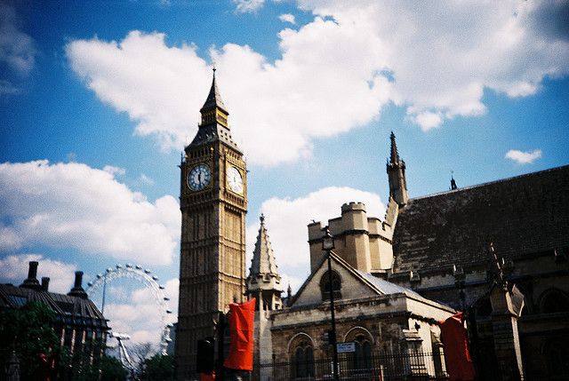 Big Ben en Londres