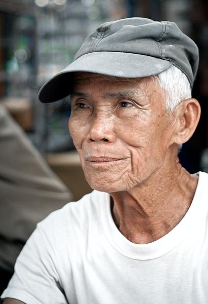 Retrato en la fotografía de viajes, Vietnam