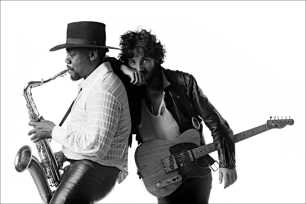 Springsteen y Clarence Clemons, Thunder Road