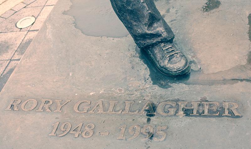 Homenaje Rory Gallagher Irlanda