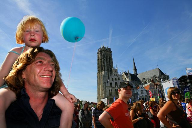 Festival de Música en Bélgica