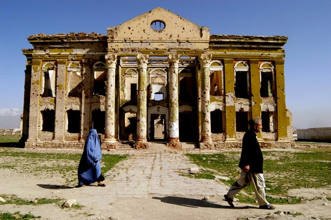 Monumento de Afganistán