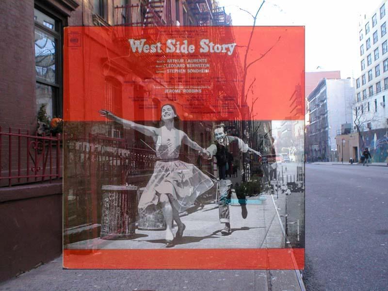 Lugar donde se hizo West Side Story en Nueva York