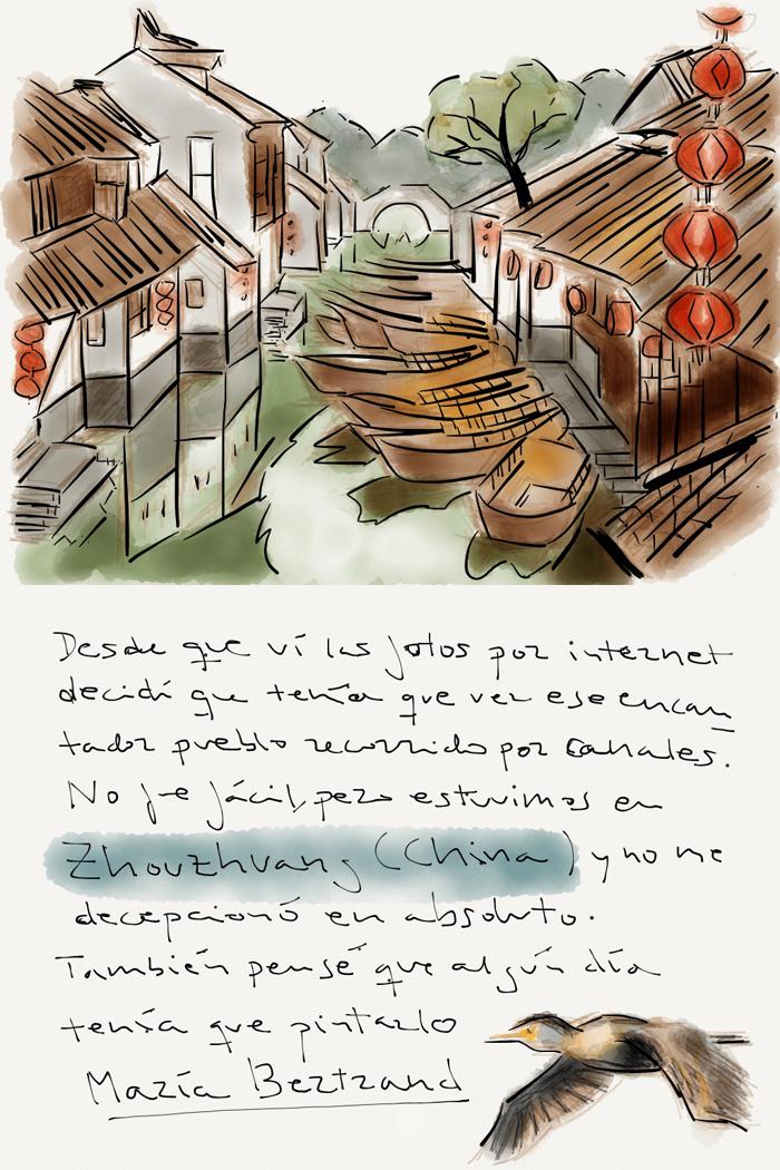 Zhouzhuang, la venecia de Oriente, China