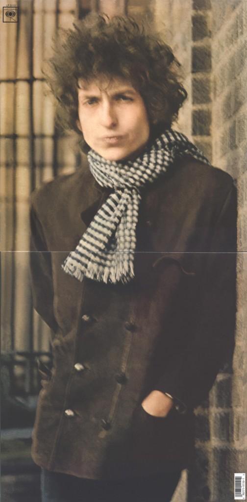Lugar donde se hizo la foto de la portada del disco Blonde on Blonde de Bob Dylan