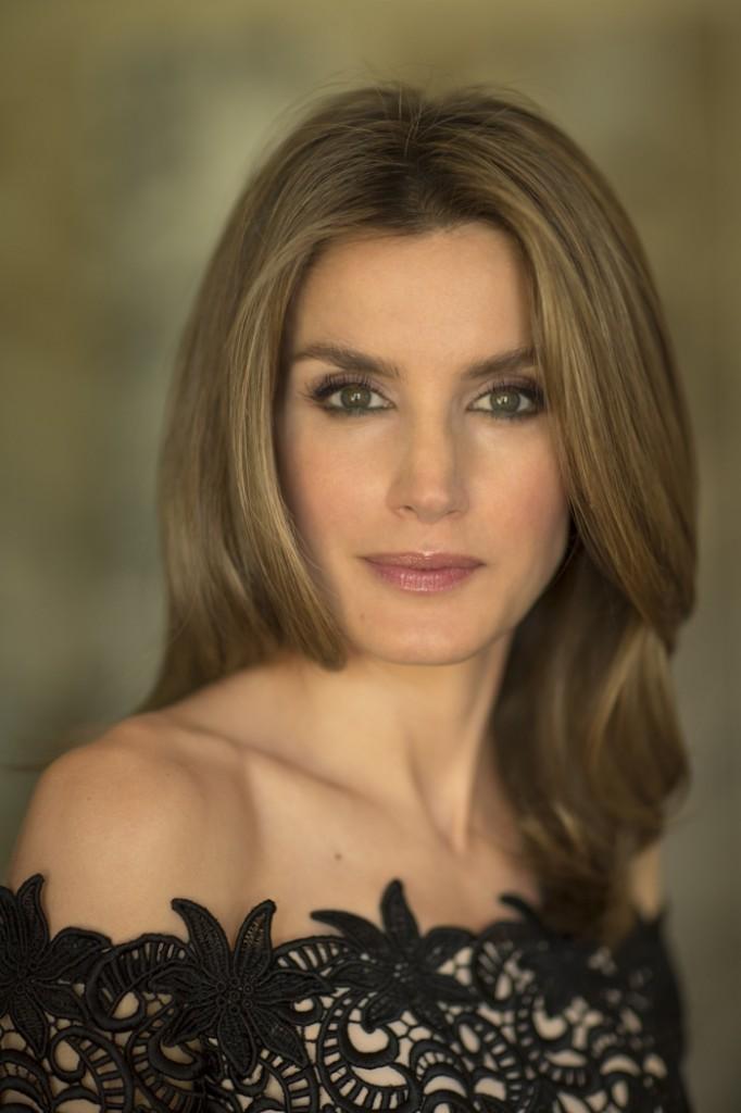 Princesa Doña Letizia Cristina García Rodero