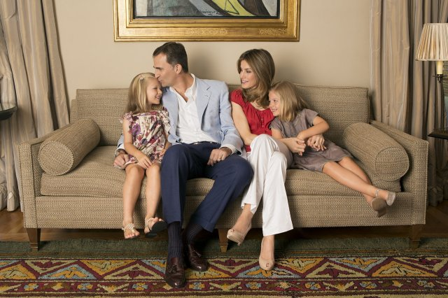 Familia Principes de Asturias, Cristina García Rodero