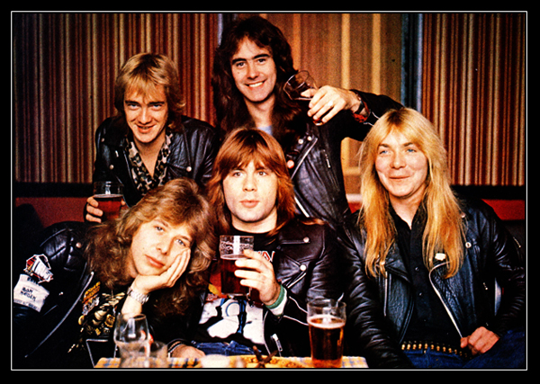 Iron Maiden, The Number of the Beast, 1982