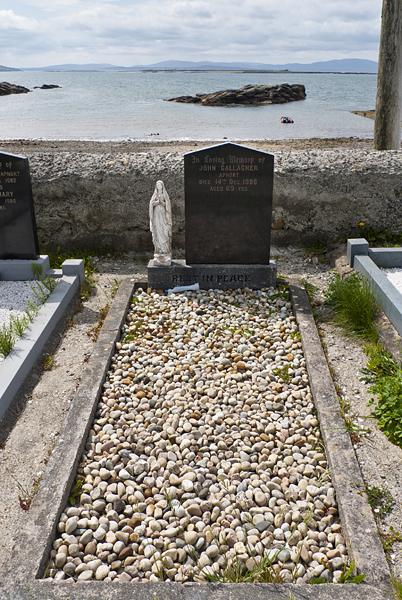 Cementerio de Arranmore, Donegal, Irlanda