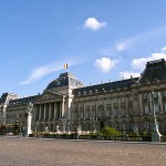 Palacio Real, Bruselas