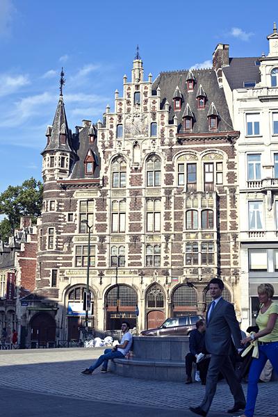 Museo de la Música, Bruselas