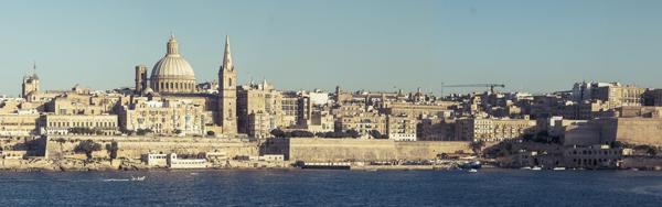 Panorámica de Malta, qué ver en malta