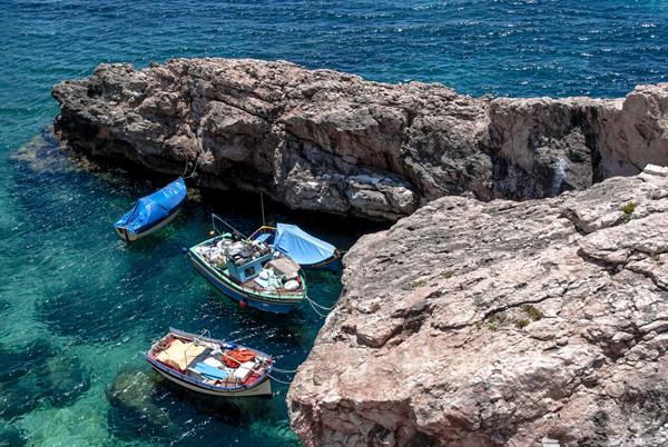 Blue Grotto, Malta, qué ver en malta