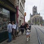 Catedral de Gante, Flandes, Bélgica