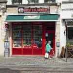 Tienda típica de Gante, Flandes, Bélgica