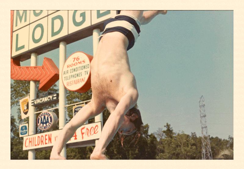 Fotos inéditas de Rolling Stones, se desconoce el autor
