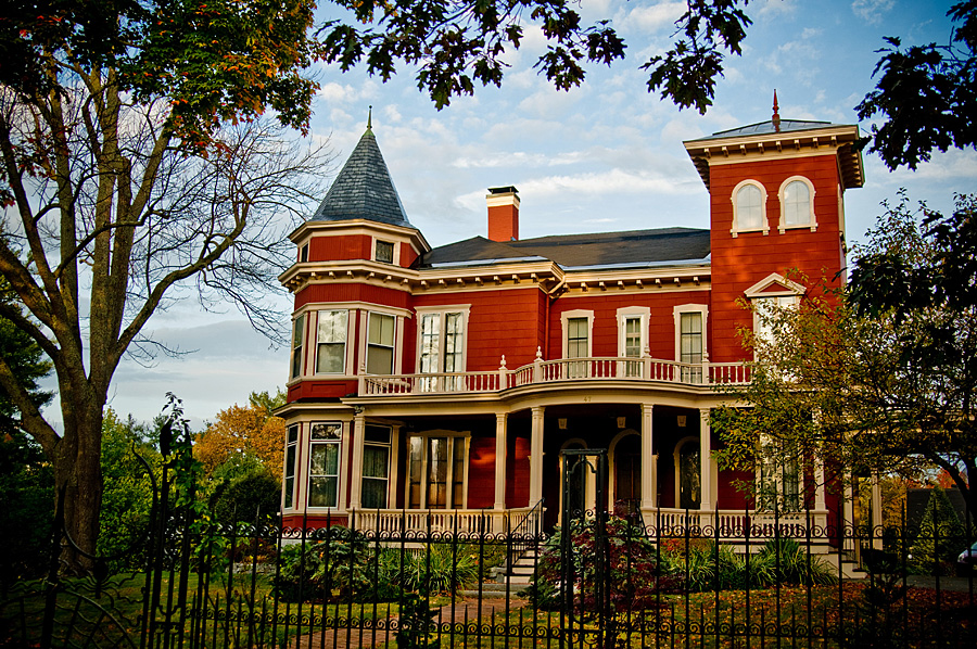 Casa de Stephen King, Bangor, Maine, Viaje por el Maine de Stephen King