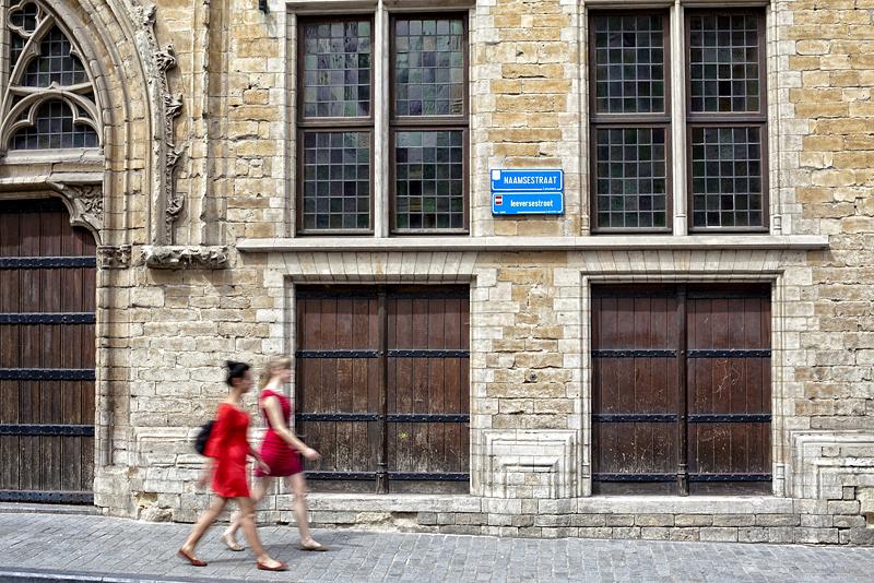 Calle de Lovaina, Bélgica