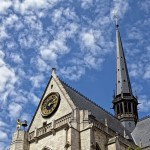 Iglesia de San Pedro en Lovaina, Bélgica