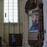 Interior de la Iglesia de San Pedro, Lovaina, Bélgica