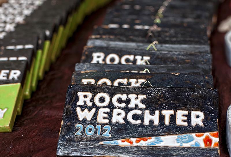 Merchandising de Rock Wechter, Bélgica