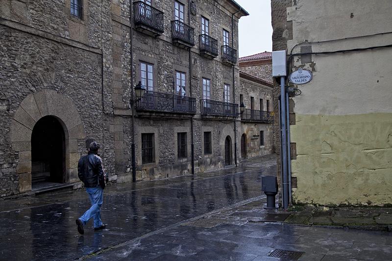 Casco antiguo de Gijón, Cimadevilla