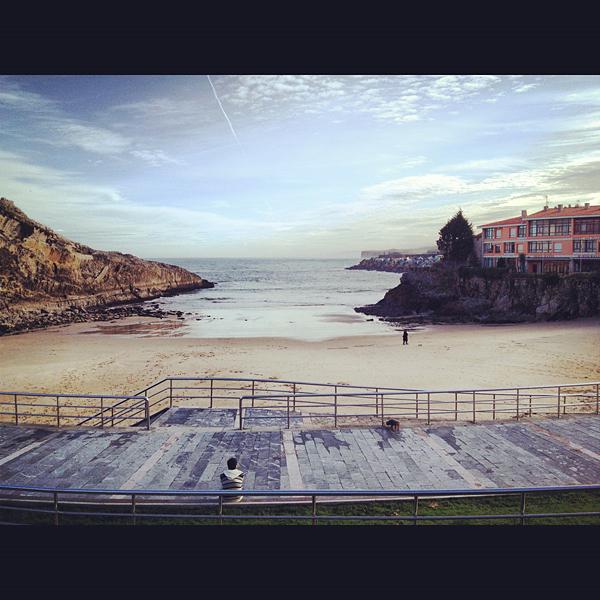 Playa de Llanes, Asturias, Viajar a Asturias