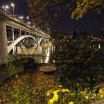Rincón romántico junto al Rhin