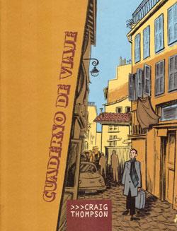 cuaderno de viaje de graig thompson