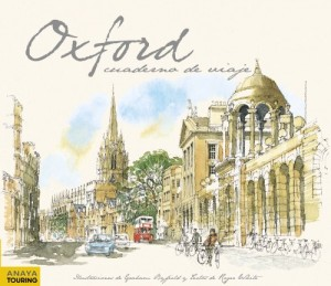 Oxford, cuaderno de viaje, Anaya Touring