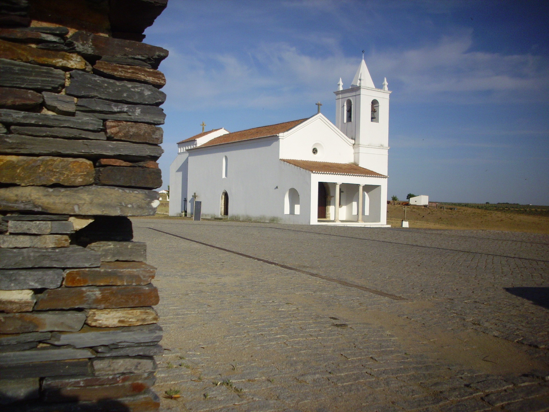 Aldeia da Luz, Portugal, Alentejo, Alqueva