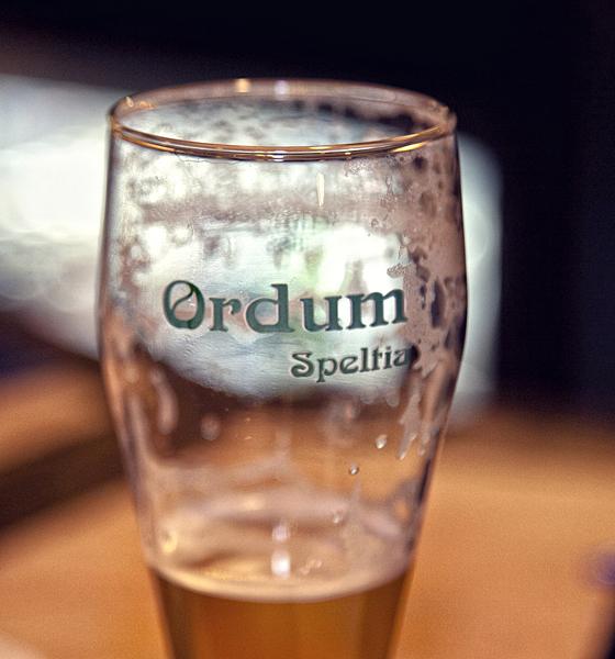 Cerveza marca Ortum, Oviedo