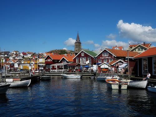 Fjällbacka, Suecia