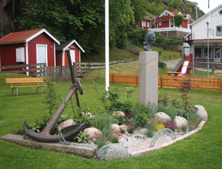 Monumento a Ingrid Bergman